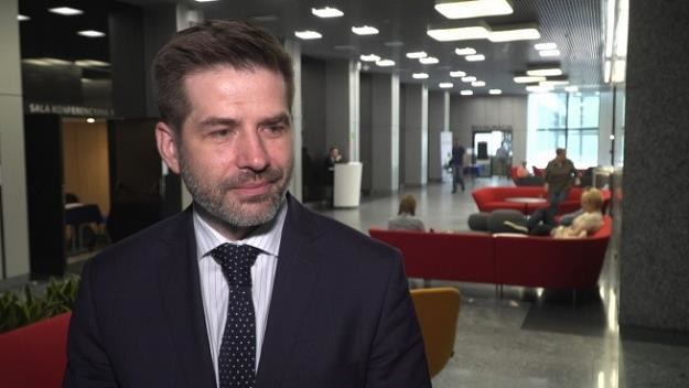 Piotr Drobek, dyrektor Zespołu Analiz i Strategii w Urzędzie Ochrony Danych Osobowych /Newseria Biznes