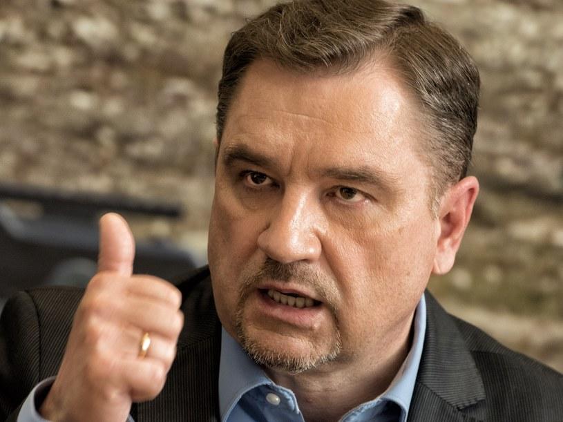 Piotr Duda, szef Solidarności /Super Express