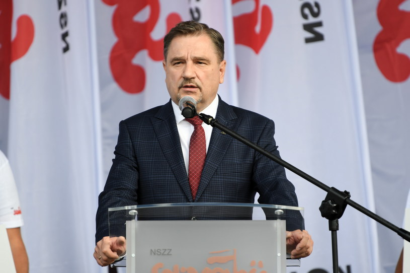 Piotr Duda w Gdańsku / Adam Warżawa    /PAP