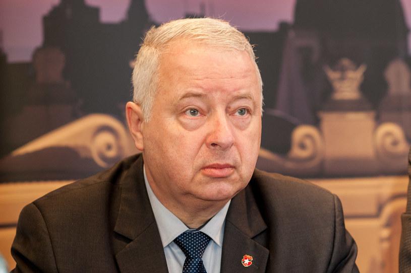 Piotr Dunin-Suligostowski /Fot. Grzegorz Lyko  /Newspix