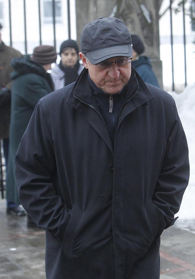 Piotr Fronczewski, fot.Michał Baranowski  /AKPA