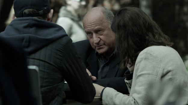 """Piotr Fronczewski w """"Pakcie"""" /HBO"""