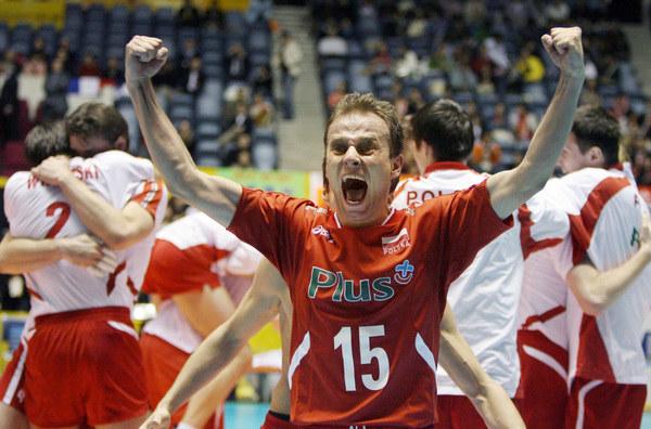 Piotr Gacek przeszedł operację wyrostka /AFP