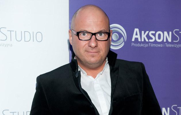Piotr Gąsowski, fot.Jarosław Antoniak  /MWMedia
