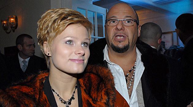Piotr Gąsowski i Ania Głogowska, fot. Andrzej Szilagyi  /MWMedia