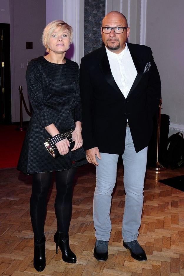 Piotr Gąsowski i Anna Głogowska /MWMedia