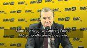 Piotr Gliński apeluje do Andrzeja Dudy