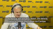 Piotr Gliński: Przekazałem ponad 70 tys. zł na Caritas