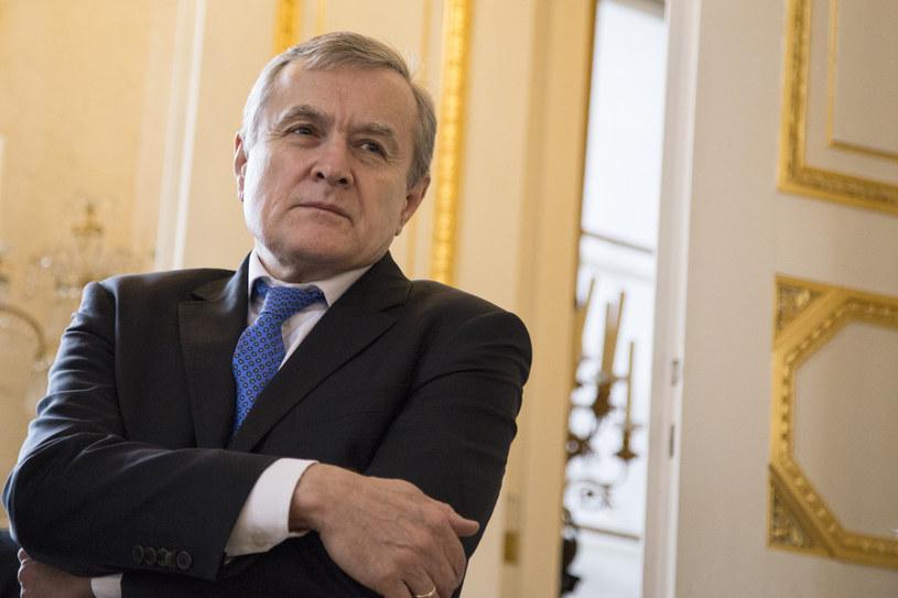 Piotr Gliński stanie na czele nowego superresortu? /Maciej Luczniewski/REPORTER /East News