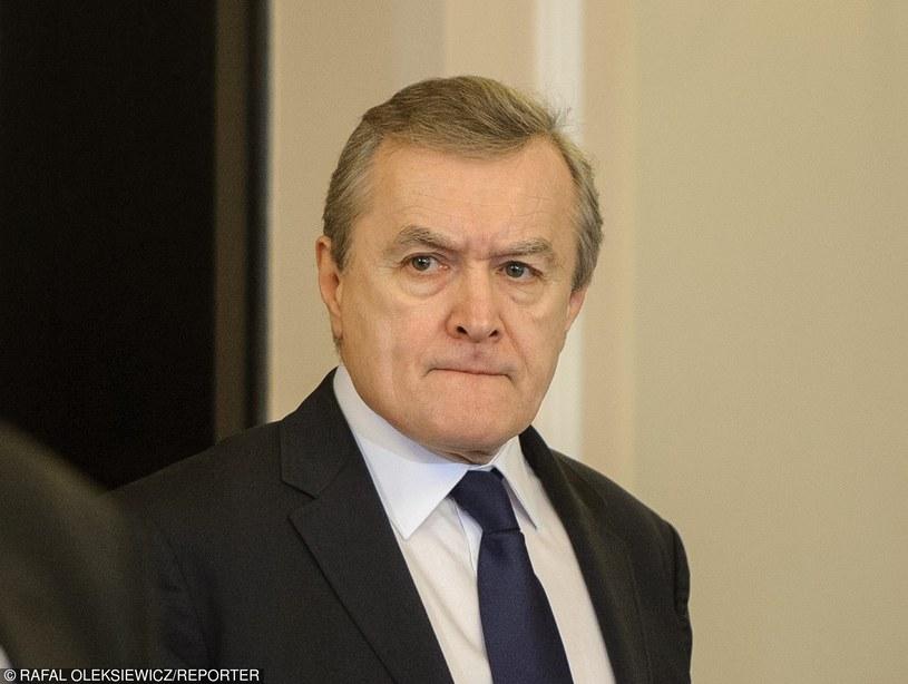Piotr Gliński /Rafał Oleksiewicz /Reporter