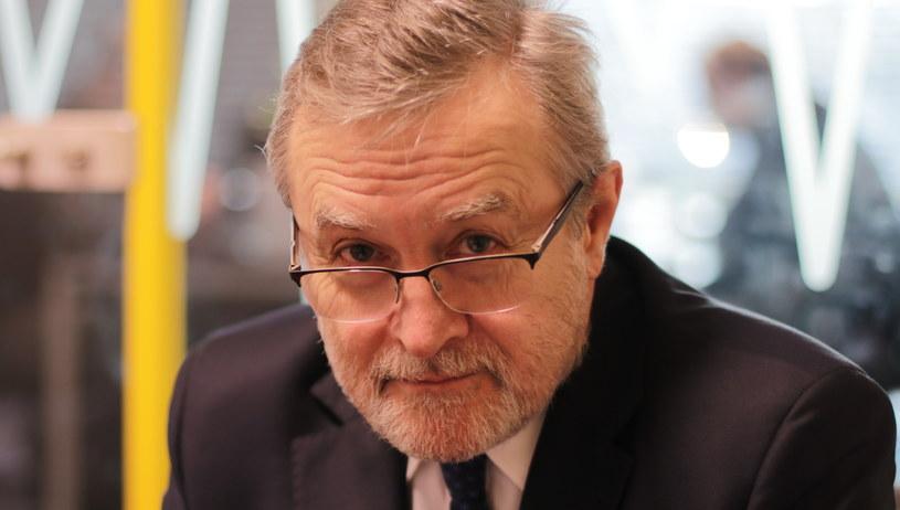 Piotr Gliński /RMF FM
