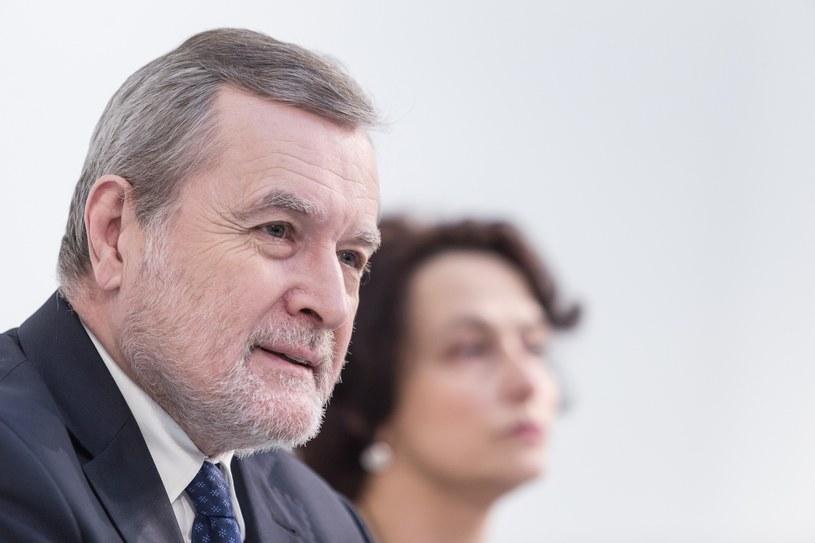 Piotr Gliński /Krzysztof Kaniewski /Reporter