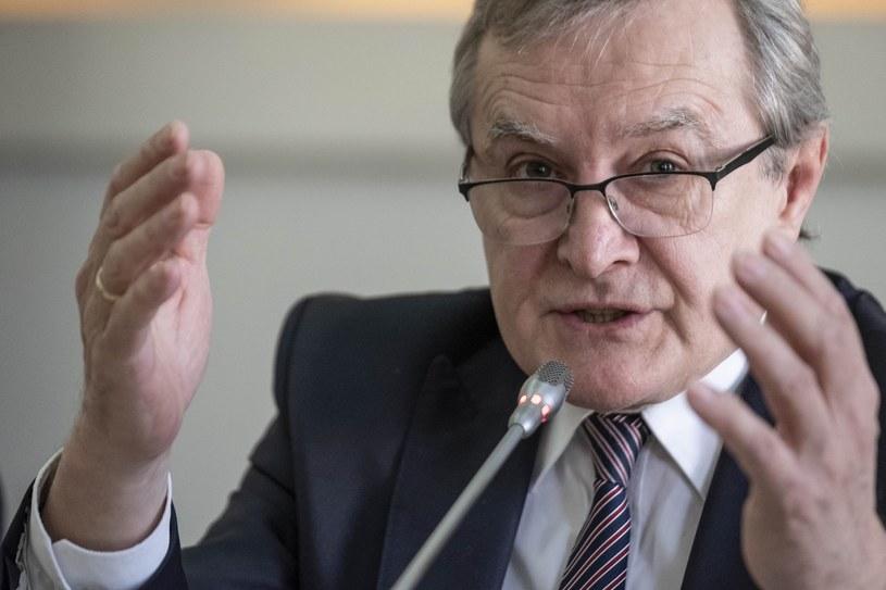 Piotr Gliński /Donat Brykczyński /East News