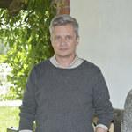 Piotr Grabowski napawa się magią rozlewiska