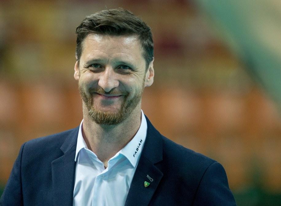 Piotr Gruszka liczy na to, że w drugiej części sezonu jego zespół zacznie zdobywać więcej punktów / Andrzej Grygiel    /PAP
