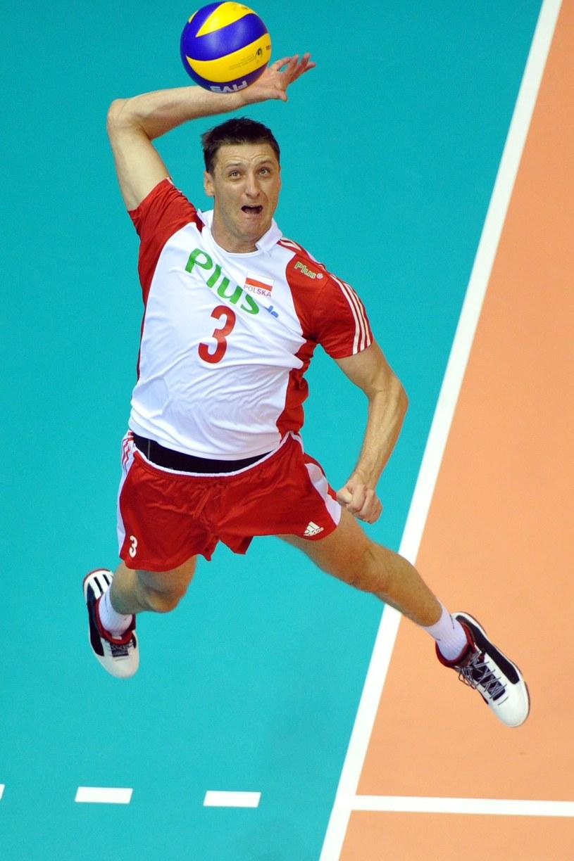 Piotr Gruszka /fot. Conny Kurth /East News