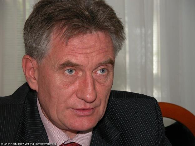 Piotr Grzegorz Woźniak. Fot. Włodzimierz Wasyluk /Reporter