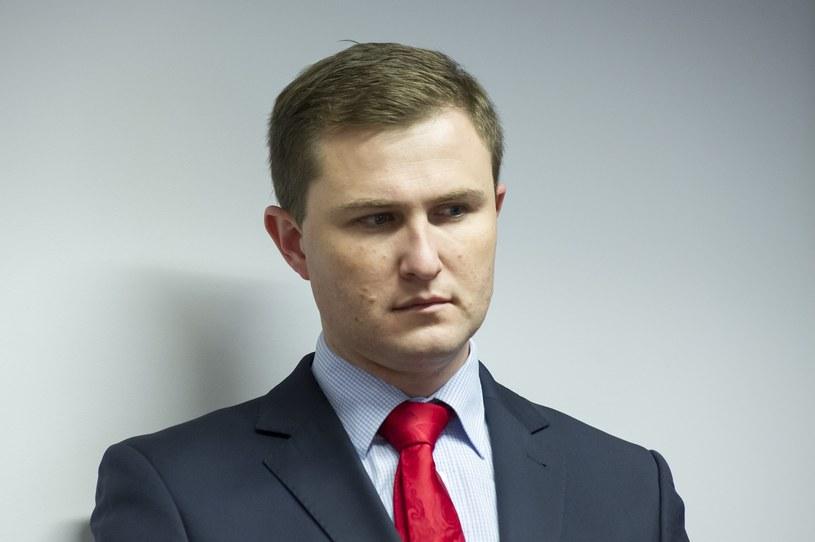 Piotr Grzelak - wiceprezydent Gdańska /Wojciech Stróżyk /Reporter