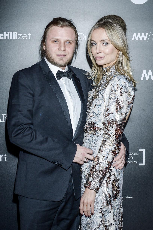 Piotr i Agnieszka Woźniak-Starak / Mieszko Piętka /AKPA