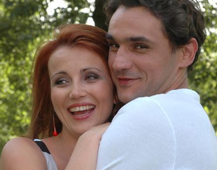 Piotr Jankowski i Katarzyna Zielińska/fot. Marek Ulatowski /MWMedia