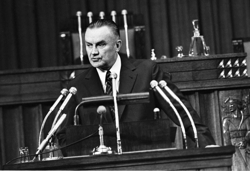Piotr Jaroszewicz został zamordowany wraz z żoną w nocy z 31 sierpnia na 1 września 1992 roku /Aleksander Jalosiński /Agencja FORUM