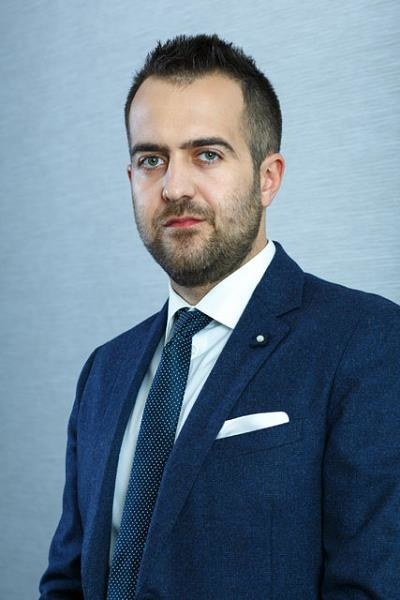 Piotr Kasprzak, prezes HEG /Informacja prasowa