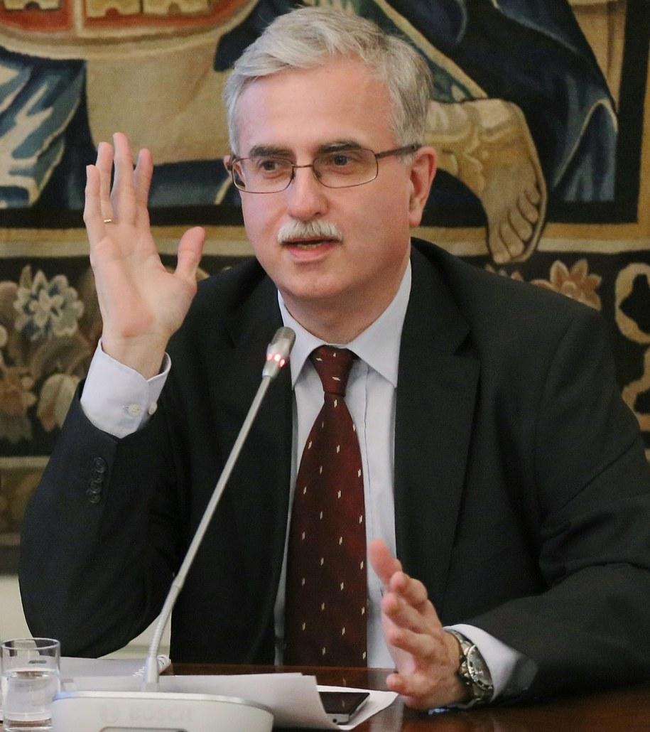 Piotr Kościński, PISM /PAP/Paweł Supernak /PAP
