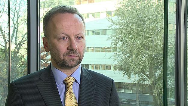 Piotr Kowalski, prezes Fitch Polska /Newseria Biznes