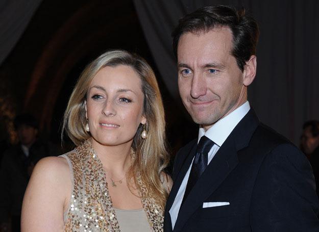 Piotr Kraśko z żoną / fot. A. Szilagyi /MWMedia