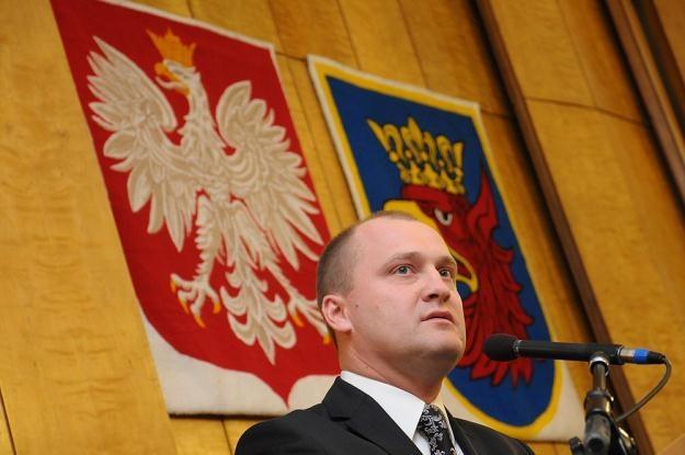 Piotr Krzystek, prezydent Szczecina /fot. Łukasz Szelemej /East News