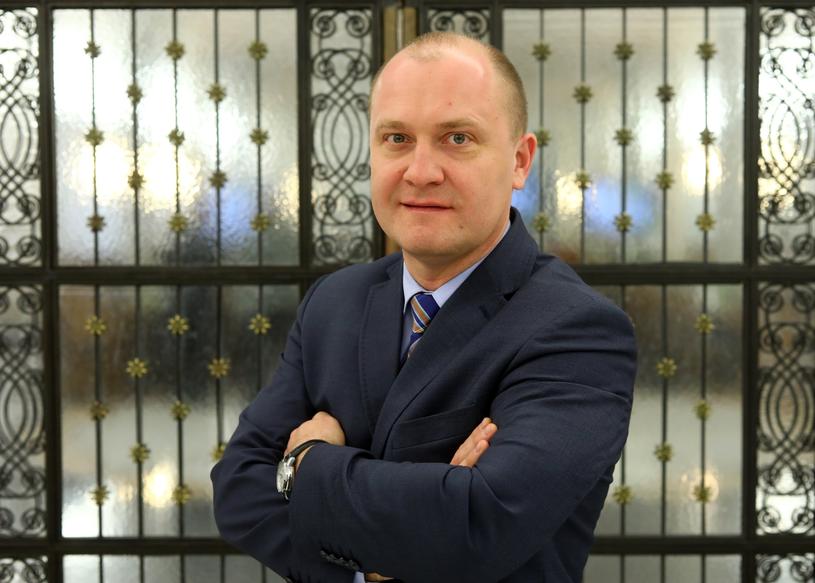 Piotr Krzystek /STANISLAW KOWALCZUK /East News
