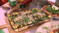 Piotr Kucharski i dania kuchni włoskiej