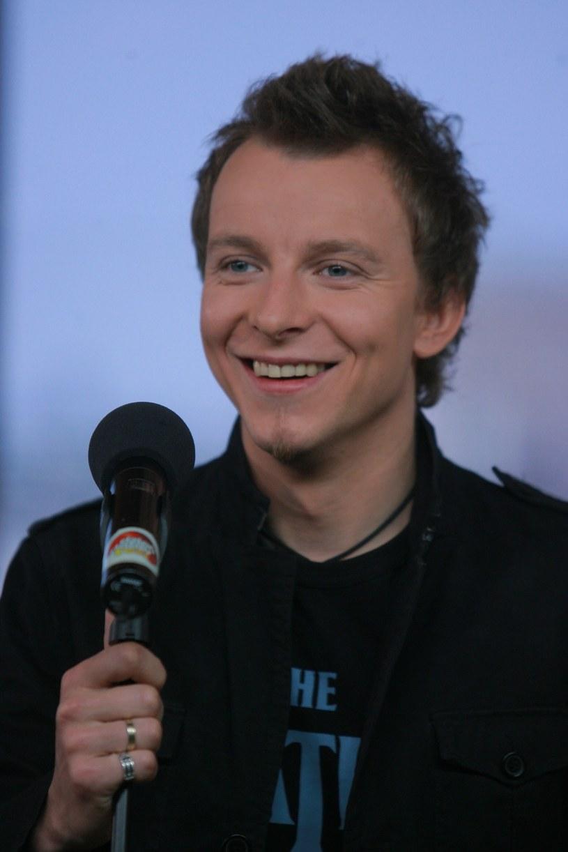 Piotr Kupicha, 2008 r. /Rafał Meszka /East News