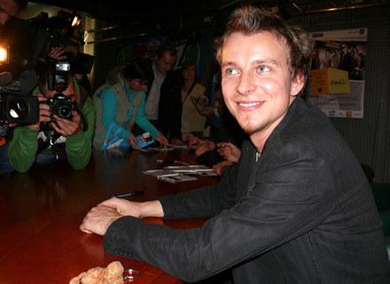 Piotr Kupicha (Feel) - fot. Tomek Piekarski /MWMedia