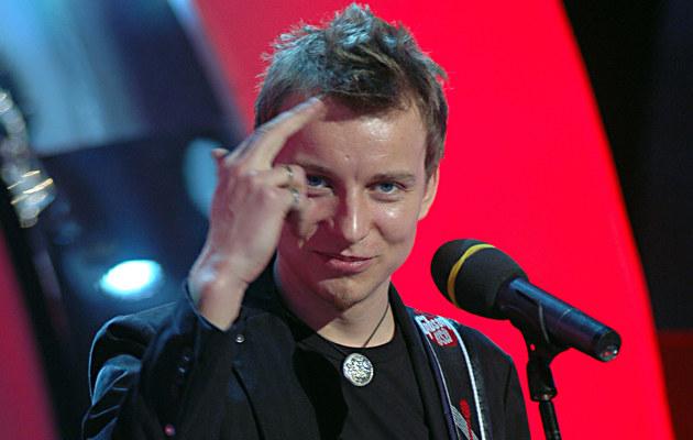 Piotr Kupicha, lider zespołu Feel  /MWMedia