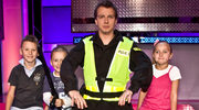 Piotr Kupicha... policjantem