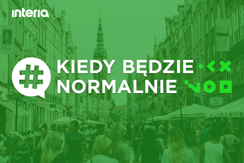 Piotr Kupicha wziął udział w akcji Interii #KiedyBędzieNormalnie /INTERIA.PL