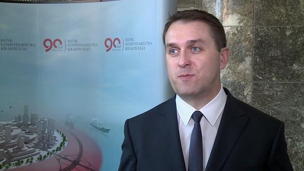 Piotr Kuszewski, BGK /Newseria Biznes