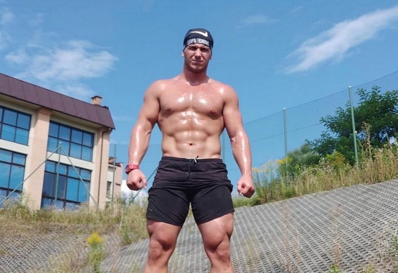 Piotr Łącz /bokser.org