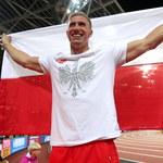 Piotr Lisek ze srebrnym medalem mistrzostw świata w skoku o tyczce!
