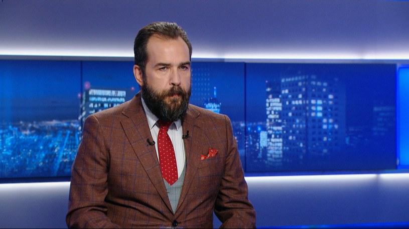Piotr Łukasiewicz, były ambasador Polski w Afganistanie /Polsat News