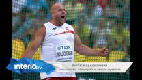 Piotr Małachowski dla Interii: Przedłużam swoją karierę o kolejny rok! Wideo