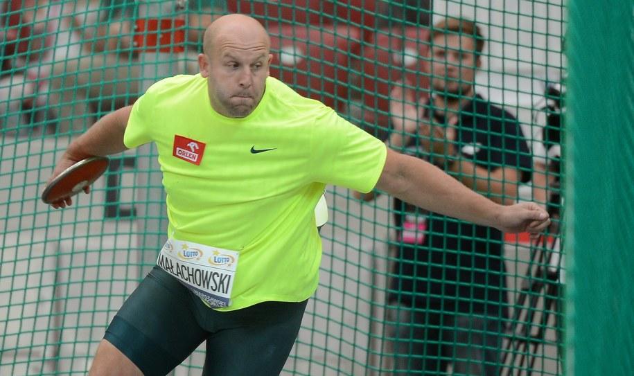Piotr Małachowski / Bartłomiej Zborowski    /PAP