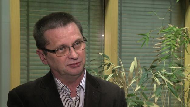 Piotr Marciszuk, przewodniczący sekcji wydawców Polskiej Izby Książki /Newseria Biznes