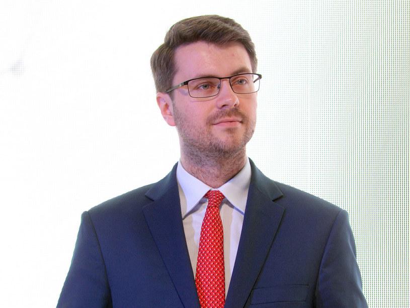 Piotr Mueller nowym rzecznikiem rządu /Jan Bielecki /East News