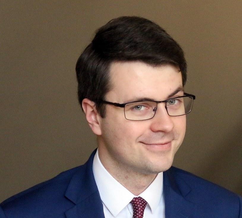 Piotr Müller, rzecznik rządu /Łukasz Kaczanowski/Polska Press /Getty Images