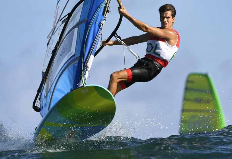 Piotr Myszka w czasie igrzysk w Tokio /AFP/EAST NEWS /East News