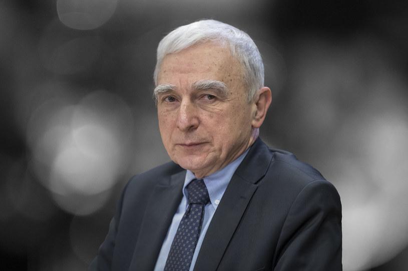 Piotr Naimski, pełnomocnik rządu do spraw strategicznej infrastruktury energetycznej