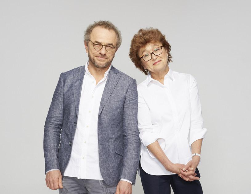 Piotr Najsztub i Dorota Sumińska /Styl.pl/materiały prasowe