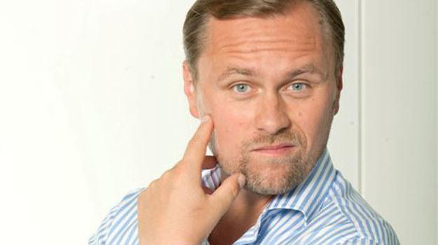 """Piotr Nowak - nowy aktor w serialu """"Komisarz Alex"""" /Agencja W. Impact"""
